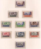 MA260-L4073TO.Maroc.Maroc Co.MARRUECOS ESPAÑOL ARTESANIA1946 (Ed 260/9**)sin Charnela.LUJO - Otros