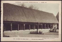AK KONGO- CONGO-KINSHASA-STATION TRANSPORT-1931. - MINT - Ansichtskarten