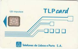 PORTUGAL - TLP Telecard 120 Units, Chip ST6, Tirage 45079, Used - Portugal