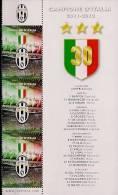 2012 San Marino Mi  2522 **MNH  Juventus Campion DÌtalia - Club Mitici