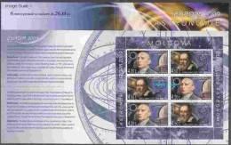 CEPT / Europa 2009 Moldavie N° Carnet 565 ** L'astronomie - Europa-CEPT