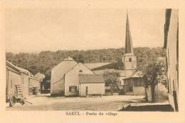 SAEUL (Grand-Duché De Luxembourg) - Partie Du Village - Other