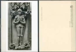 Ak Deutschland - Marburg  - Elisabethkirche,church,Eglise  - Grabmal Des Landgrafen Ludwig I - Autres