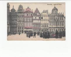 BELGIUM - [OF #11405] - BRUXELLES - LA GRAND PLACE MARCHÉ - Non Classés
