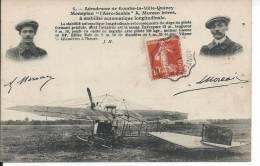 """Aérodrome De COMBS LA VILLE - QUINCY - Monoplan 'l'Aéro-Stable"""" A. Moreau Frères - Combs La Ville"""