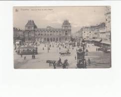 BELGIUM - [OF #11422] - BRUXELLES - GARE DU NORD ET PLACE ROGIER - Non Classés
