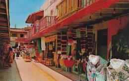 Mexico Tijuana Typical Market Place - Mexico