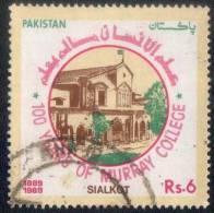 PAKISTAN USED STAMPS STAMP - Pakistan