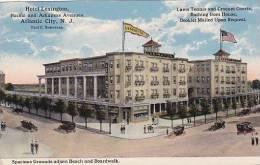 New Jersey Atlantic City Hotel Lexington 1914