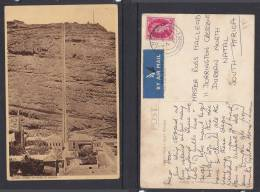 SAINT HELENA - JACOBS LADDER (699 STEPS). Posted BILLINGSHURST, ENGLAND, 1968 TO S.AFRICA - Saint Helena Island