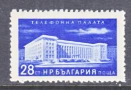Bulgaria  886  * - 1945-59 People's Republic