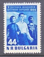 Bulgaria  908  * - 1945-59 People's Republic
