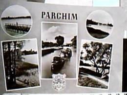 GERMANY ALLEMAGNE  PARCHIM MULTI  VUES N1955 DY6113 - Parchim