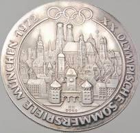Allemagne -  J O Munich - Argent - 999,9% - 1972 -  TTB - [11] Colecciones