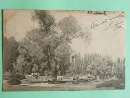 MANTES - Jardin De L'ile Aux Dames - Mantes La Ville