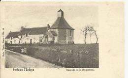 FONTAINE L éVËQUE....chapelle De La Briqueterie. - Fontaine-l'Evêque