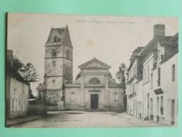 TRUN - L'Eglise, Tour Du XV è Siècle - Trun