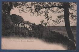 NE NEUCHÂTEL - CP BELLEVUE S. CRESSIER - N° 618 B - E. CHIFFELLE PHOT. NEUCHATEL - CIRCULEE EN 1912 - NE Neuchâtel