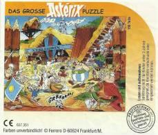 KINDER Maxi Puzzle Astérix - Puzzles