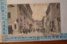 1909 Massa CARRARA  Via Verdi Con Bella Animazione - Massa
