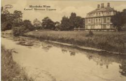 Moerbeke-Waas - Kasteel Van Mevrouw Lippens - Moerbeke-Waas