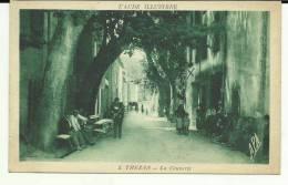 THEZAN LA COUVERTE - Francia