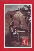 3541 - CPA CARTE POSTALE NAPOLEON  BONAPARTE EMPEREUR VEILLEE D ARMES - Ansichtskarten