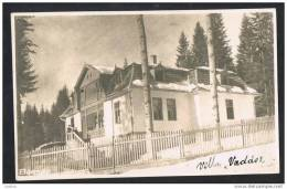 Borseo Villa Vadois - Photo Card BRASOV Romania (3 Scans) - Romania