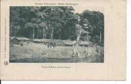 CONGO FRANCAIS - Haut Oubangui - Village M'Bakas, Près De Bangui - Congo Français - Autres