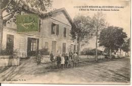 SAINT MEDARD De GUIZIERES - Mairie- école - Non Classificati