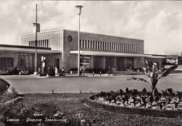 TREVISO 1957 STAZIONE FERROVIARIA - Treviso