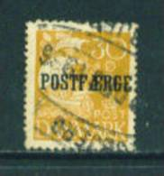 DENMARK  -  1927  Parcel Post  30o  Used As Scan - Parcel Post