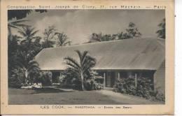 ILES COOK - RAROTONGA - Ecole Des Soeurs - Congrégation Saint-Joseph De Cluny - Cookeilanden