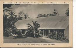 ILES COOK - RAROTONGA - Ecole Des Soeurs - Congrégation Saint-Joseph De Cluny - Cook