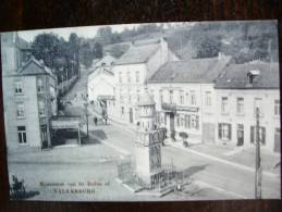 VALKENBURG - Monument Van De Ruine - Straat - Hotel Prevoo - E & B - Lot 196 - Valkenburg