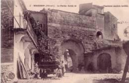 Département 34:  BOISSERON - Le Porche - Entrée De L'ancienne Enceinte Fortifiée - Francia