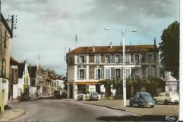 Crosnes - La Place Boileau  - Voiture - Auto - Magasin COOP - Unclassified