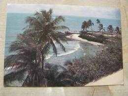 Brazil - Natal  Praia De Genipabu   D80132 - Natal