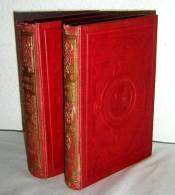 Voss, POETISCHE WERKE, 2 Bände ( 5 Teile, Komplett ), 1880, 100, 112, 120, 390, 298 Seiten - Libri, Riviste, Fumetti
