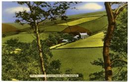 PEAK DISTRICT : HAYFIELD - TUNSTEAD HOUSE KINDER - Derbyshire