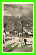 TIROL, AUTRICHE - METZ - VIEW ON THE CITY WITH SNOW - LOHMANN - - Autriche