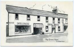 LOCKERBIE : THE CROWN HOTEL - Dumfriesshire