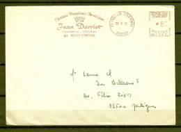 FRANKRIJK, 26/05/1975  Chateau Daupbine Bordillon - GIRONDE  (GA3412) - Vins & Alcools