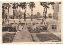 KAIN (Tournai) Collège Notre-dame De La Tombe - Le Jardin D'honneur Vu Du Grand Hall - Tournai