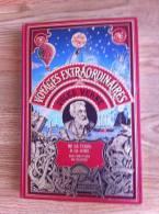 Livre  VOYAGES EXTRAORDINAIRES : DE LA TERRE A LA LUNE DE JULES VERNE LES FORCEURS DE BLOCUS - Auteurs Classiques