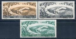 Liban 1964  -   Y&T PA N° 317/319 ** - Lebanon