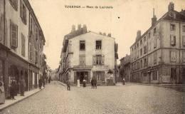 TOURNUS PLACE DE LACRETELLE - Autres Communes