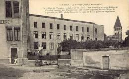 TOURNUS Le Collège Hôpital Temporaire - Autres Communes