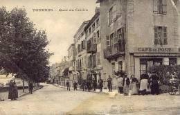 TOURNUS Quai Du Centre - Autres Communes