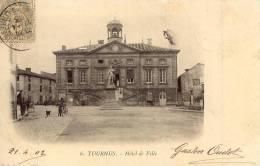 TOURNUS Hôtel De Ville (précurseur) - Autres Communes
